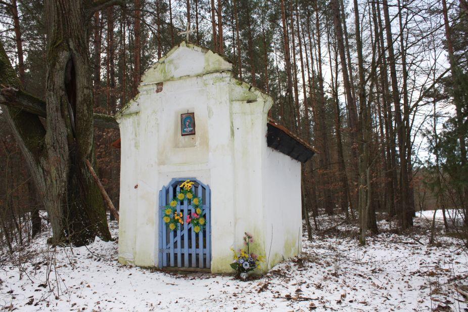2019-01-15 Glina kapliczka nr1 (7)