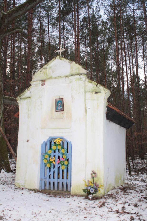 2019-01-15 Glina kapliczka nr1 (9)