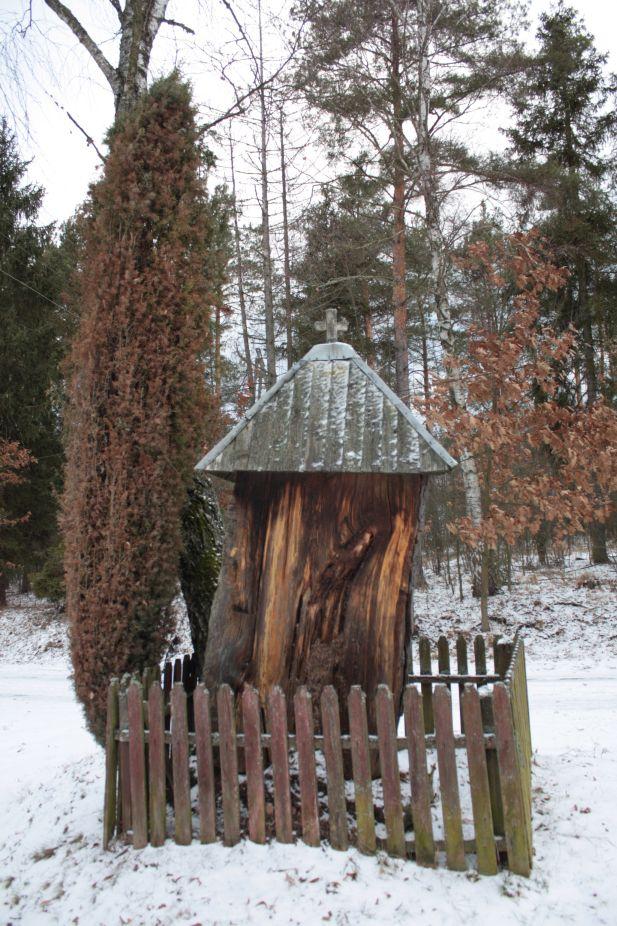 2019-01-15 Glina kapliczka nr2 (12)