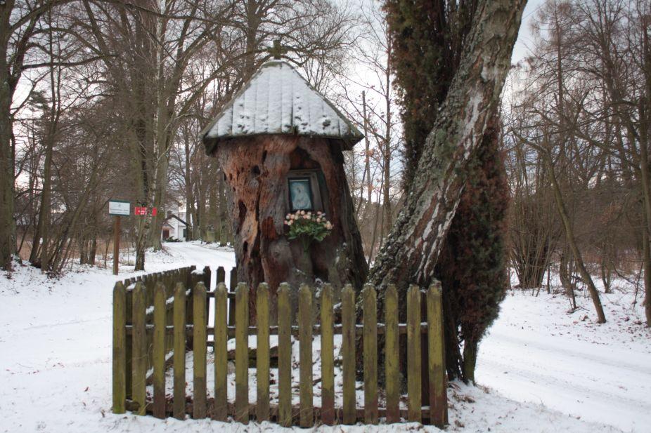 2019-01-15 Glina kapliczka nr2 (8)