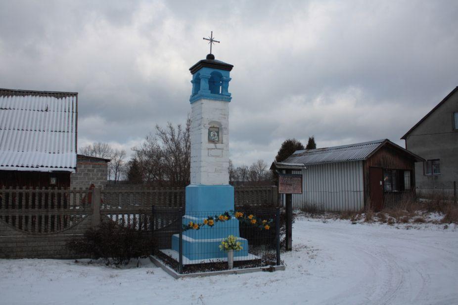 2019-01-15 Glina kapliczka nr3 (1)