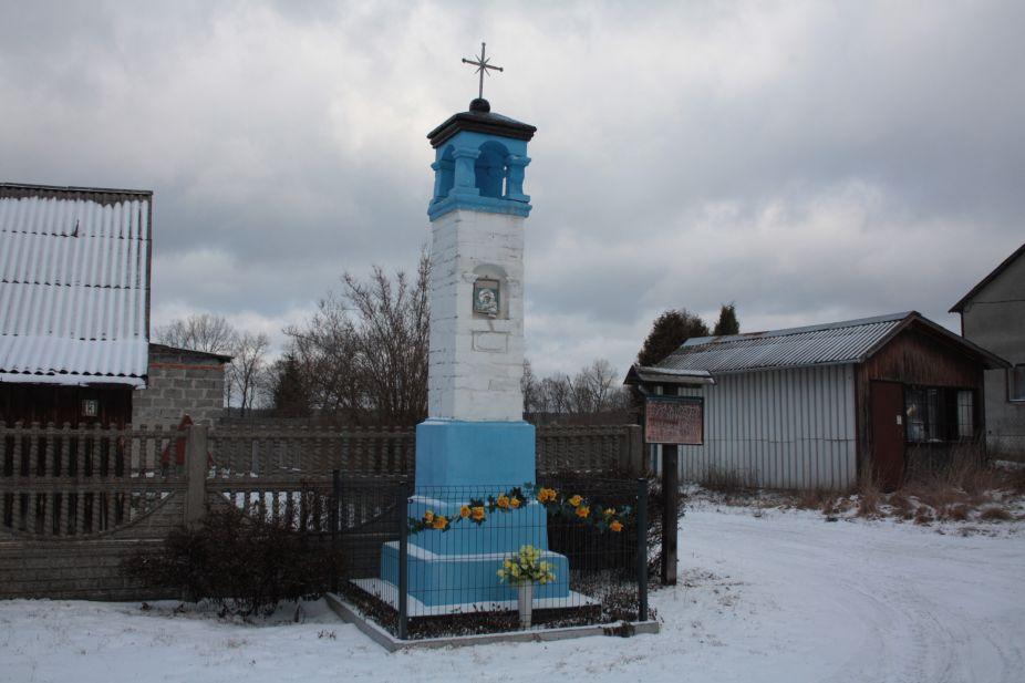 2019-01-15 Glina kapliczka nr3 (2)