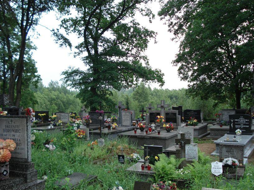 2007-06-03 Radziejwice - cmentarz parafialny (17)