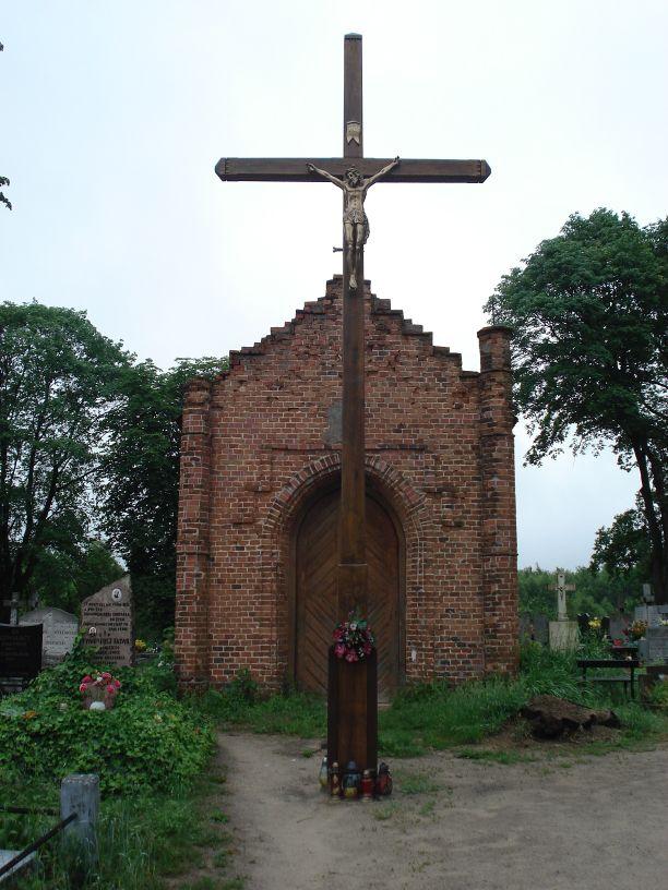 2007-06-03 Radziejwice - cmentarz parafialny (3)