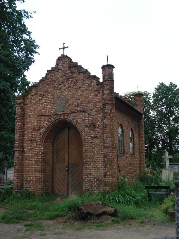 2007-06-03 Radziejwice - cmentarz parafialny (6)