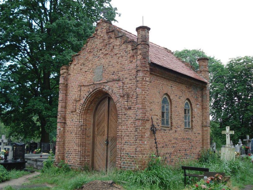 2007-06-03 Radziejwice - cmentarz parafialny (7)
