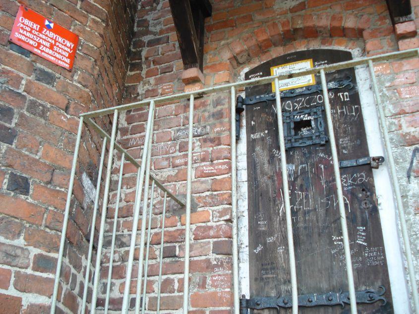 2006-12-11 Rawa Maz. - ruiny zamku (23)