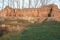 2006-12-11 Rawa Maz. - ruiny zamku (11)