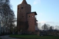 2006-12-11 Rawa Maz. - ruiny zamku (2)