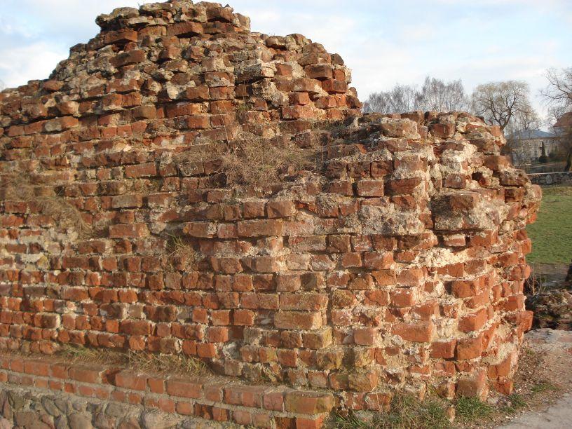 2007-03-22 Rawa Maz. - ruiny zamku (37)