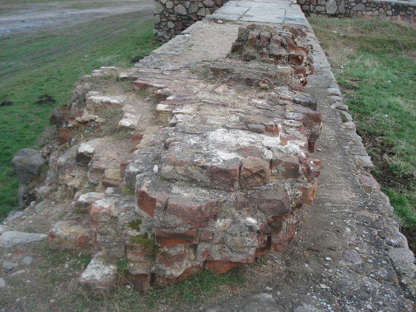 2007-03-22 Rawa Maz. - ruiny zamku (48)
