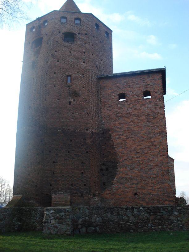 2007-03-22 Rawa Maz. - ruiny zamku (5)