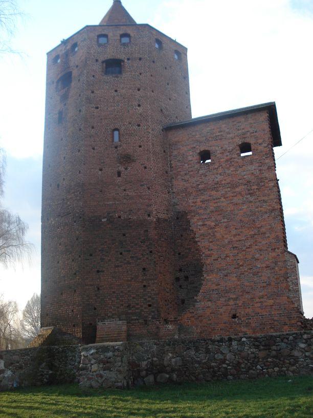 2007-03-22 Rawa Maz. - ruiny zamku (51)