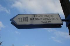 2007-03-22 Rawa Maz. - ruiny zamku (1)