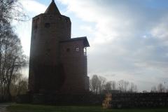 2007-03-22 Rawa Maz. - ruiny zamku (3)