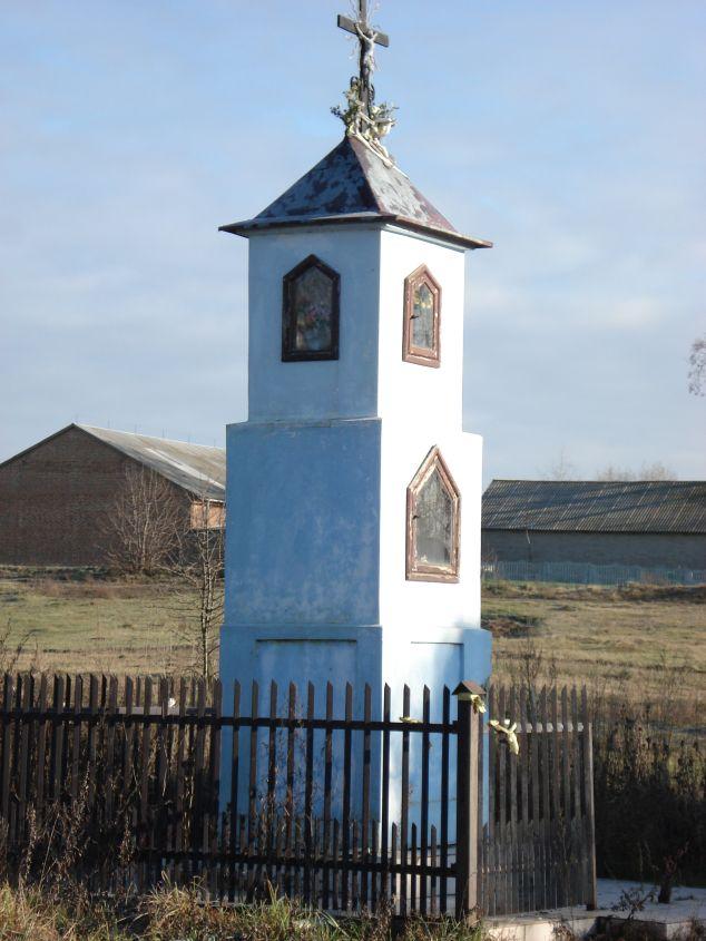 2006-12-26 Grabice kapliczka nr3