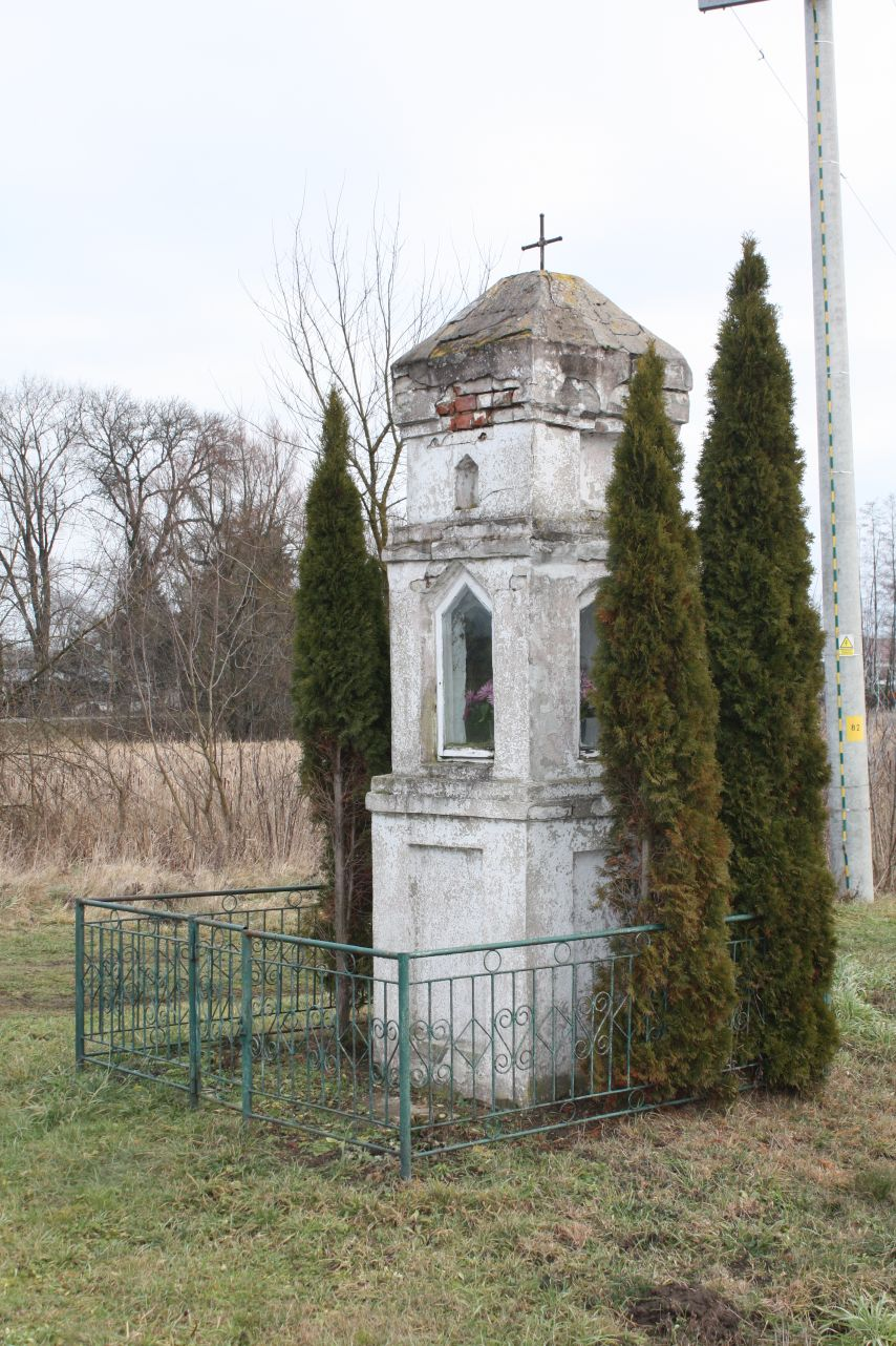 2018-12-23 Grabice kapliczka nr1 (2)
