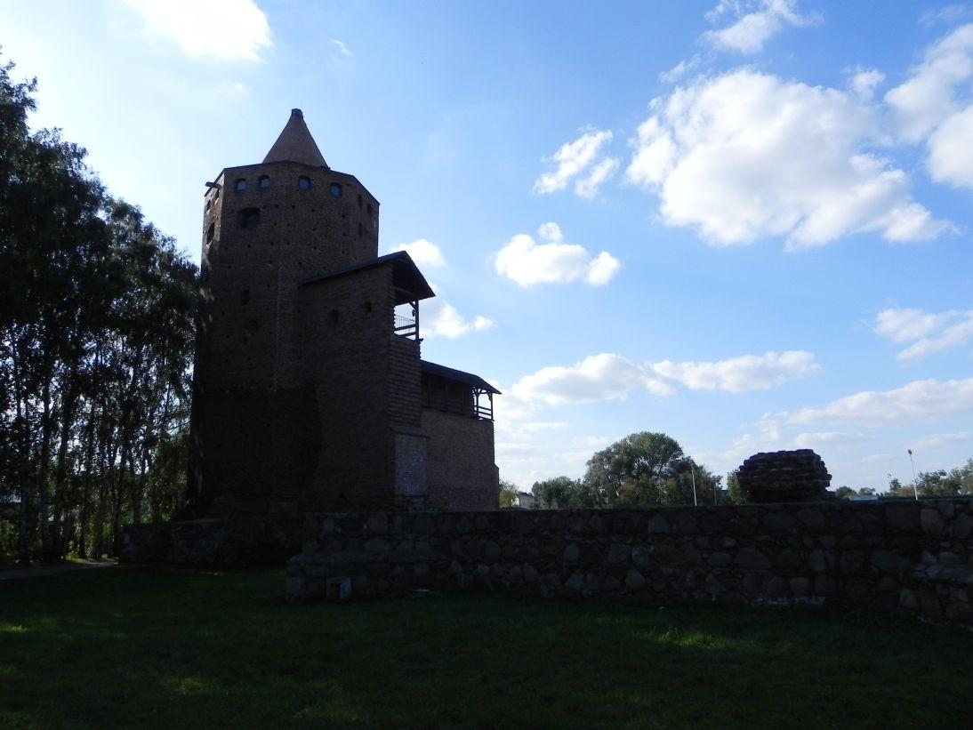 2011-09-13 Rawa Maz. - ruiny zamku (11)