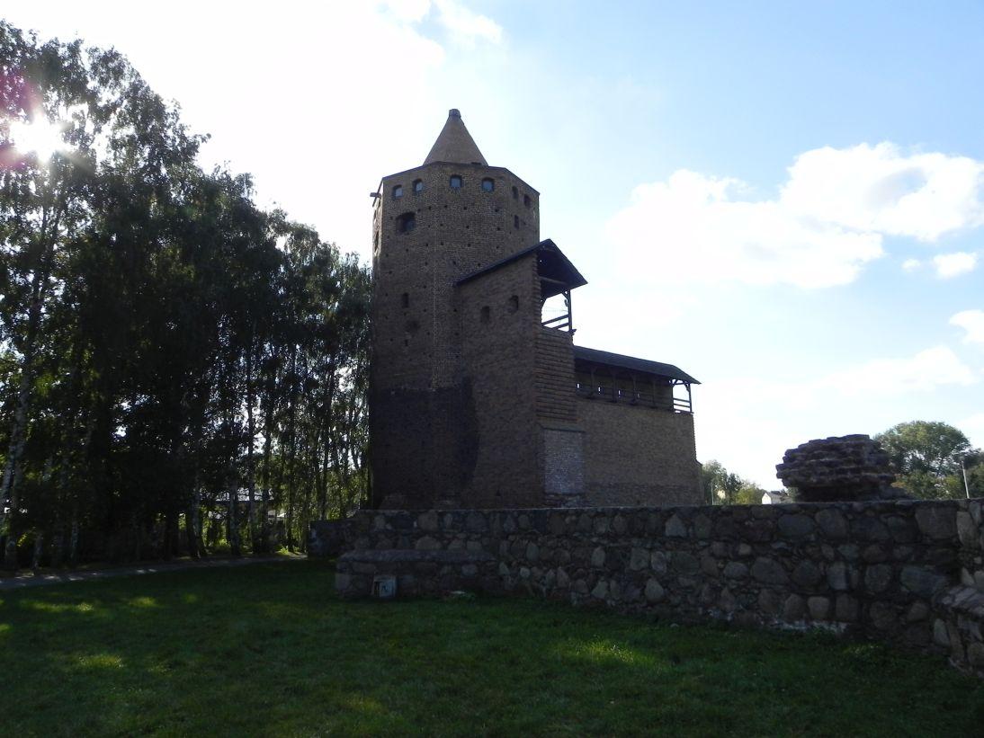 2011-09-13 Rawa Maz. - ruiny zamku (6)