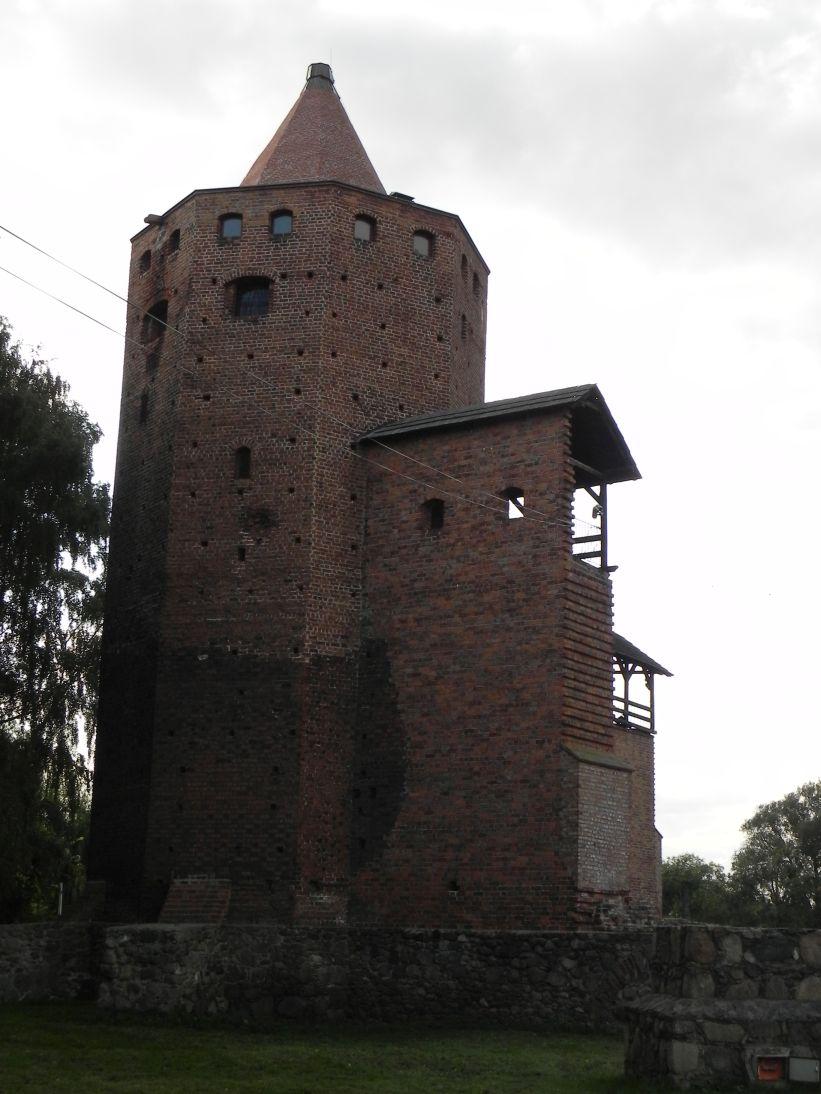 2011-09-15 Rawa Maz. - ruiny zamku (10)