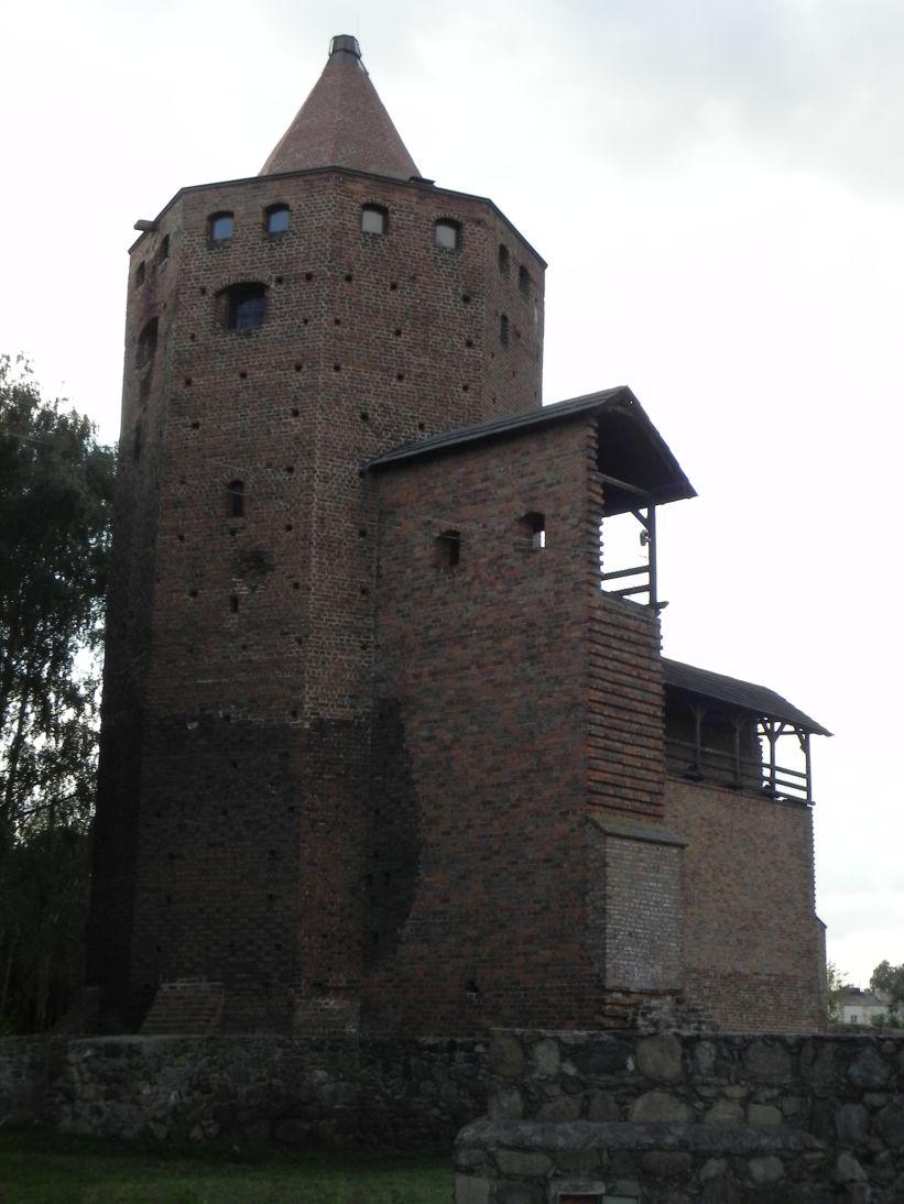 2011-09-15 Rawa Maz. - ruiny zamku (12)