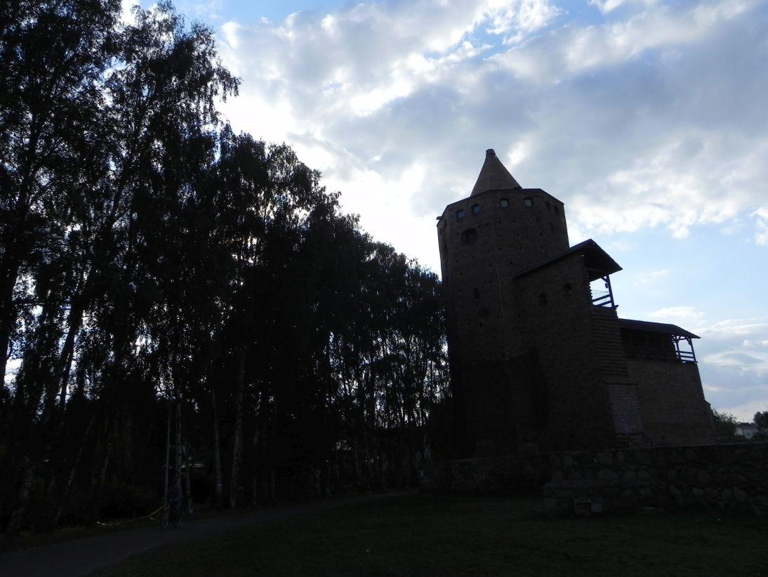 2011-09-15 Rawa Maz. - ruiny zamku (15)
