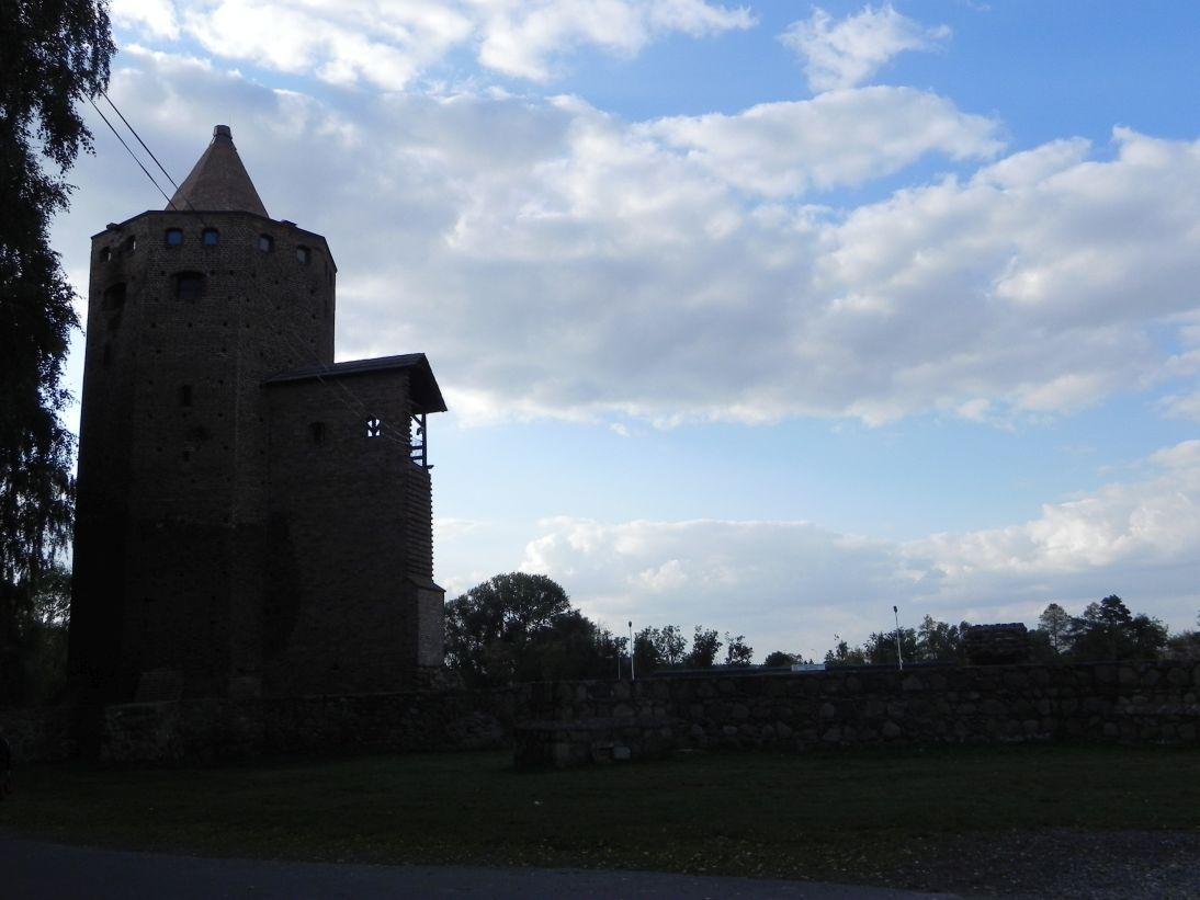 2011-09-15 Rawa Maz. - ruiny zamku (2)