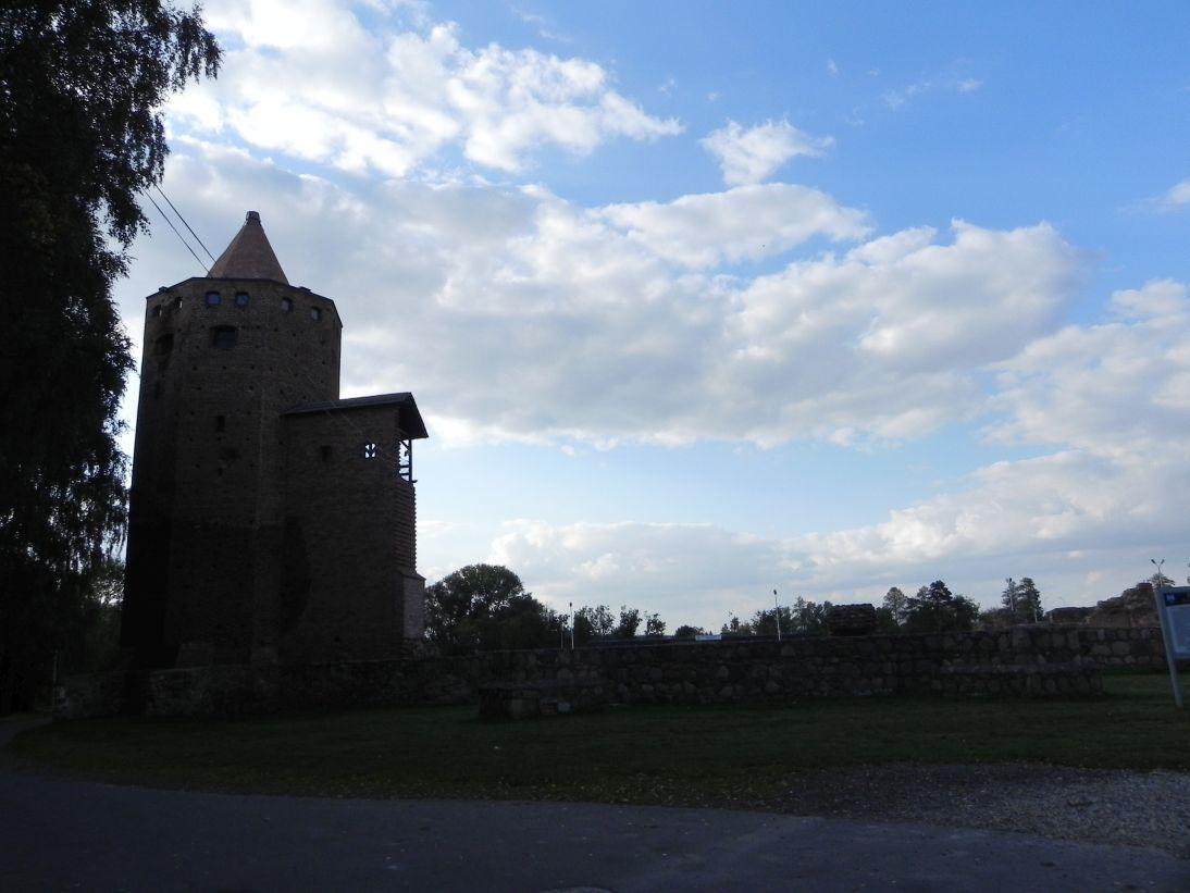 2011-09-15 Rawa Maz. - ruiny zamku (3)