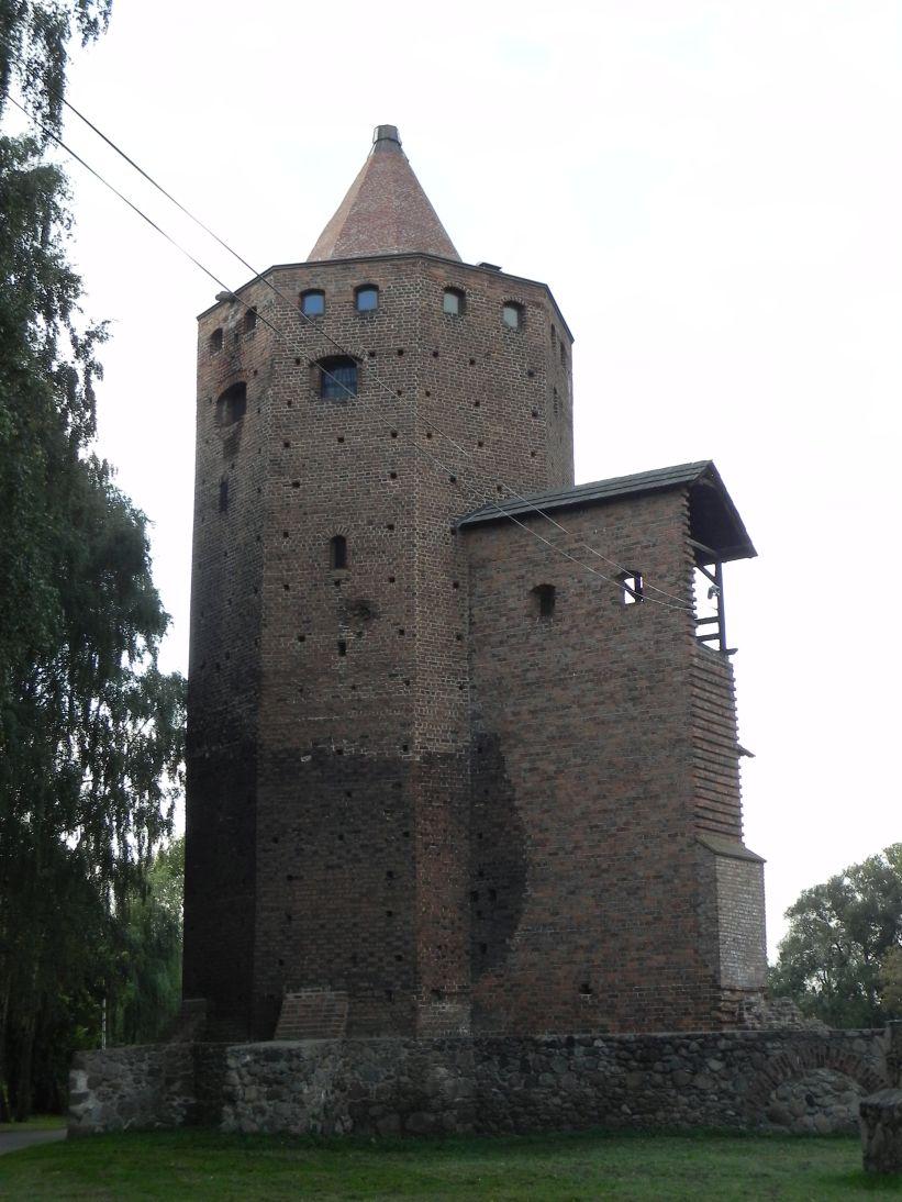 2011-09-15 Rawa Maz. - ruiny zamku (5)