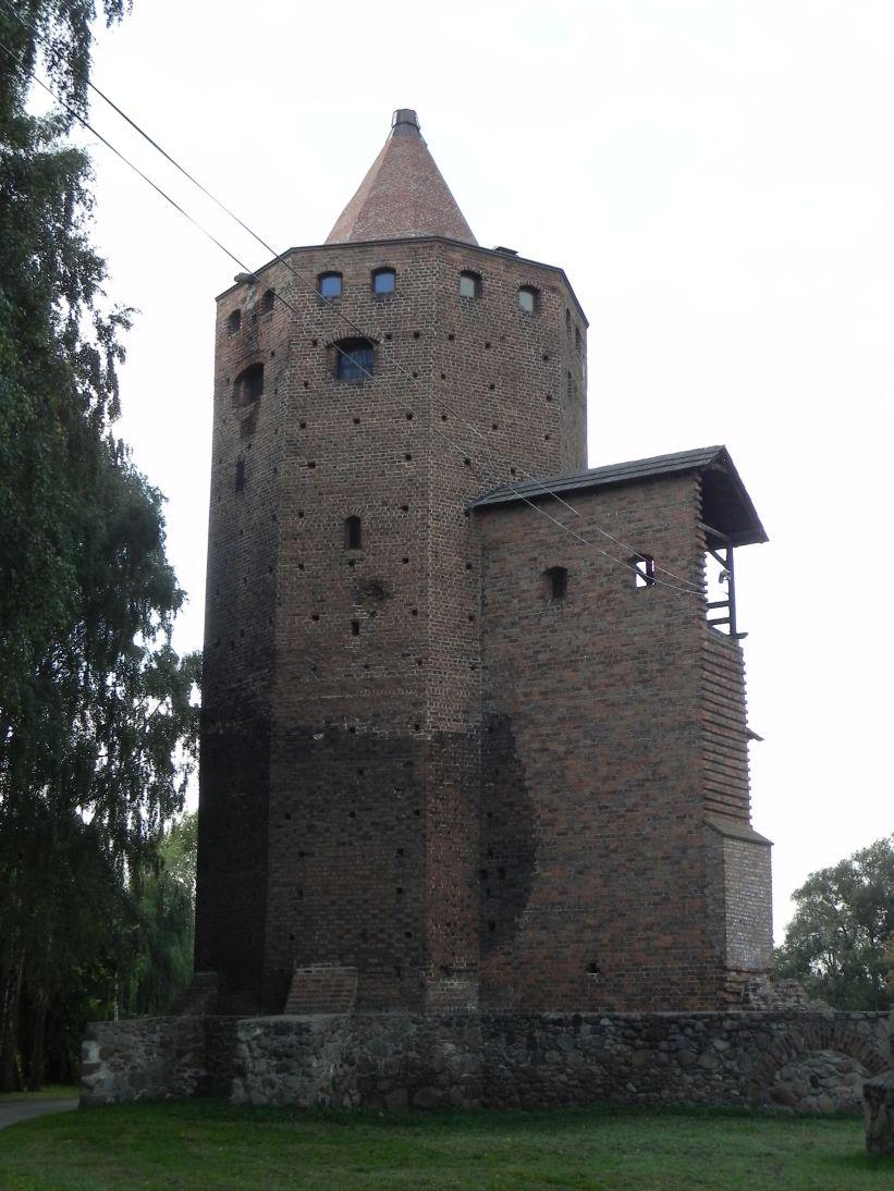 2011-09-15 Rawa Maz. - ruiny zamku (6)