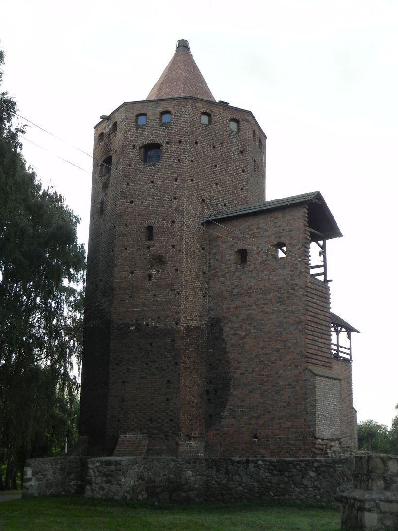2011-09-15 Rawa Maz. - ruiny zamku (8)