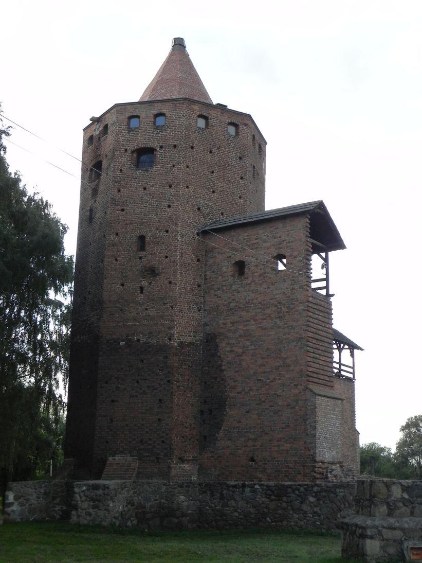 2011-09-15 Rawa Maz. - ruiny zamku (9)