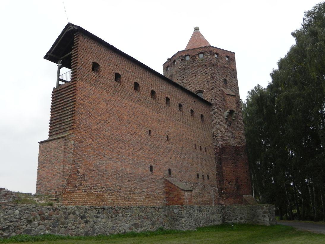 2011-09-20 Rawa Maz. - ruiny zamku (14)