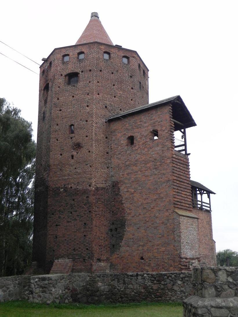 2011-09-20 Rawa Maz. - ruiny zamku (4)