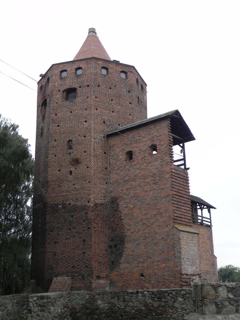 2011-09-20 Rawa Maz. - ruiny zamku (5)