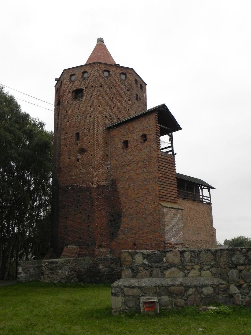 2011-09-20 Rawa Maz. - ruiny zamku (6)