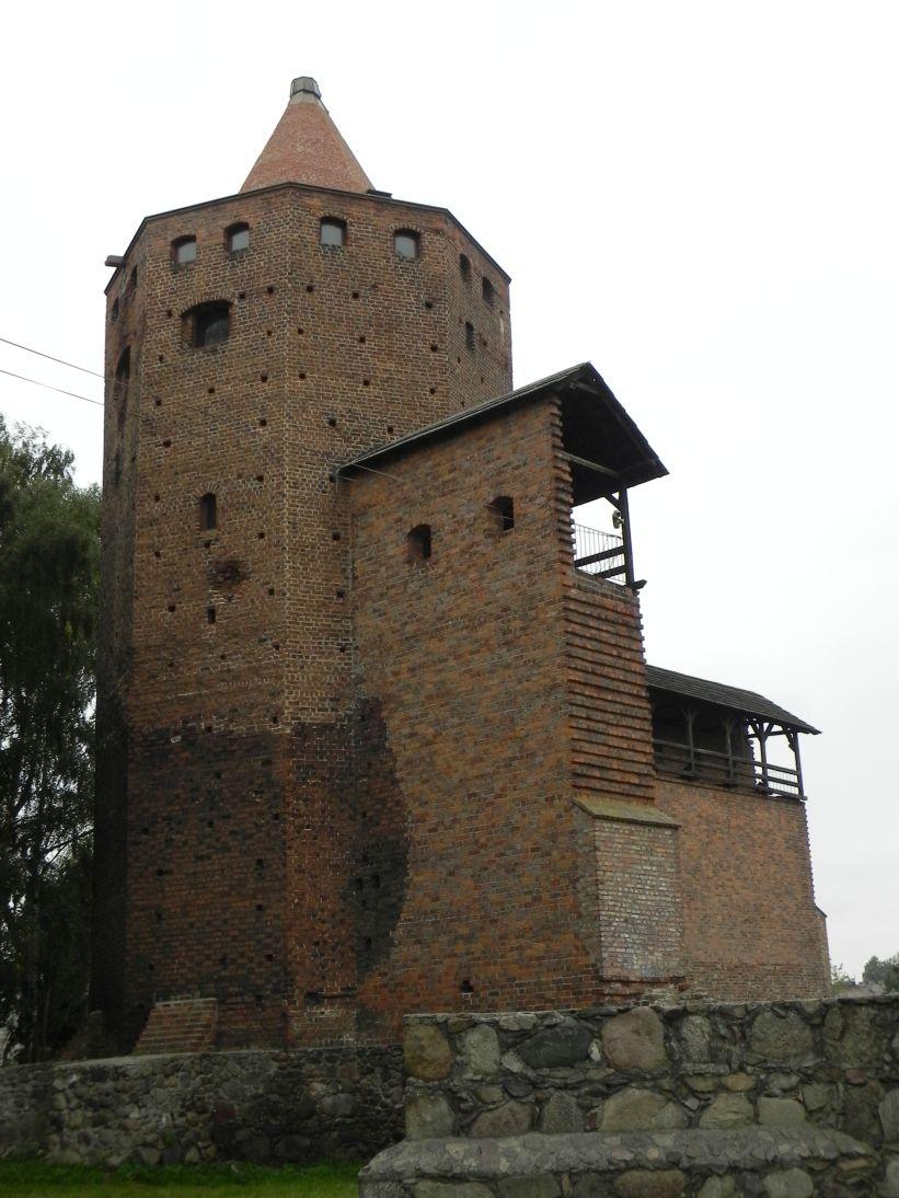 2011-09-20 Rawa Maz. - ruiny zamku (7)