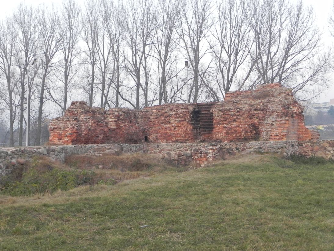 2011-11-22 Rawa Maz. - ruiny zamku (16)