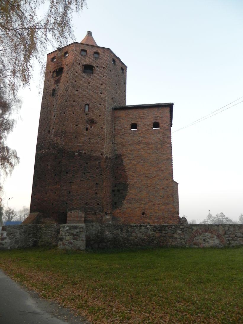 2011-11-22 Rawa Maz. - ruiny zamku (5)