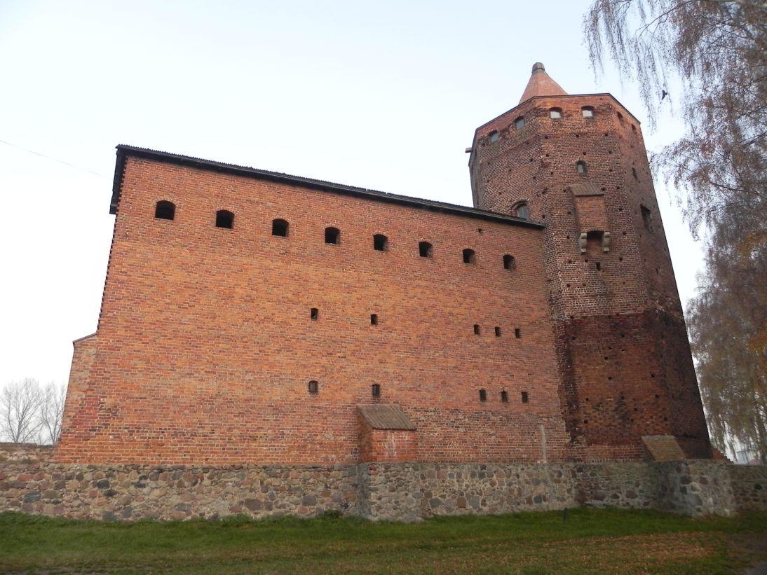 2011-11-22 Rawa Maz. - ruiny zamku (8)