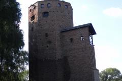 2011-09-13 Rawa Maz. - ruiny zamku (2)