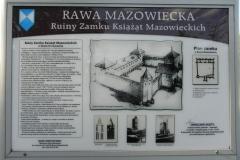 2011-09-13 Rawa Maz. - ruiny zamku (4)