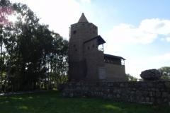 2011-09-13 Rawa Maz. - ruiny zamku (5)