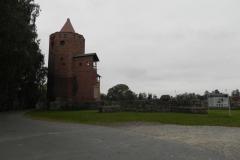 2011-09-20 Rawa Maz. - ruiny zamku (1)