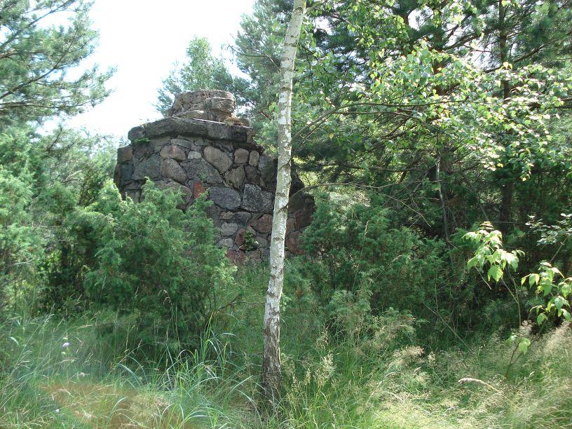 2007-06-24 Roszkowa Wola - cm. z I wojny światowej (4)