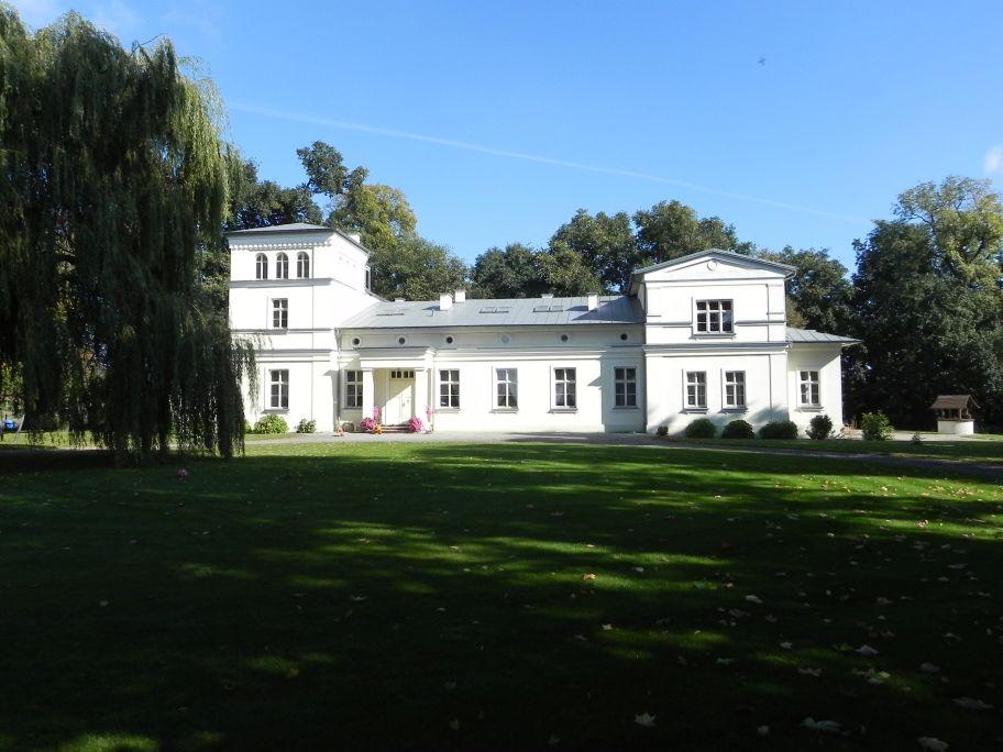 2011-10-02 Rylsk - pałac (1)