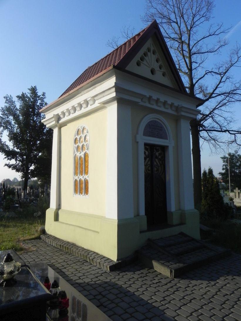 2012-08-05 Rzeczyca - cmentarz parafialny (2)