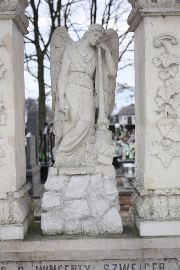 2018-12-31 Rzeczyca - cmentarz parafialny (10)