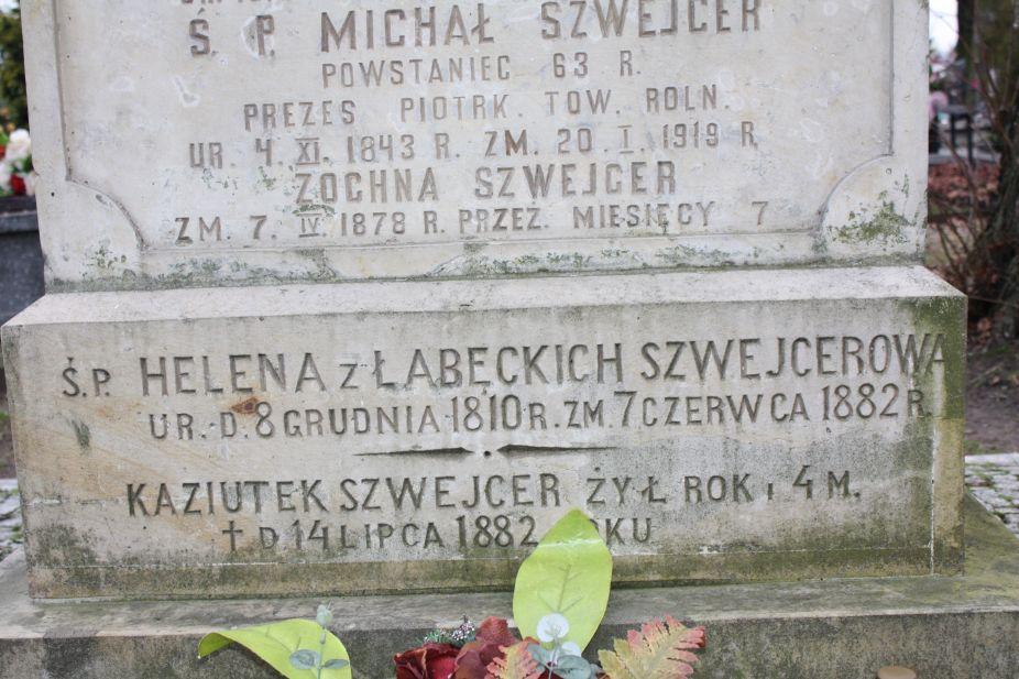 2018-12-31 Rzeczyca - cmentarz parafialny (13)