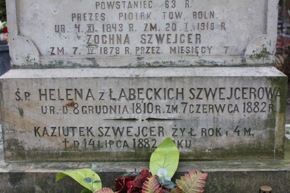 2018-12-31 Rzeczyca - cmentarz parafialny (14)
